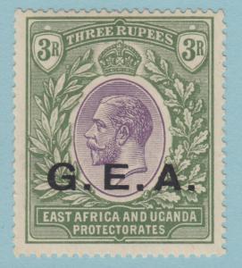 GERMAN EAST AFRICA N117 MINT HINGED OG *  NO FAULTS EXTRA FINE !