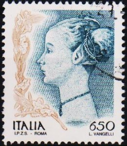 Italy. 1998 650L .S.G.2507 Fine Used