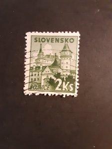 ^Slovakia #61                Used