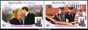 Tuvalu Vaitupu Scott 66 Mint never hinged.