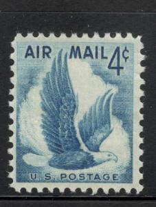 C48 Eagle In Flight US Air Mail Single Mint/nh FREE SHIPPING