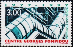 France. 1997 3f S.G.3363 Unmounted Mint