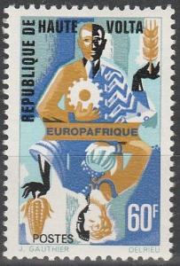 Burkina Faso #176 MNH F-VF (SU4866)
