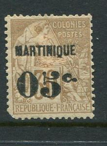 Martinique #14 Mint