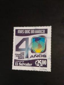 :Salvador #1529               Used