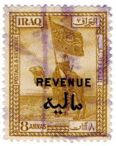(I.B) Iraq Revenue : British Occupation 8a
