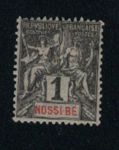 Nossi-Be #32   Mint VF 1894 PD