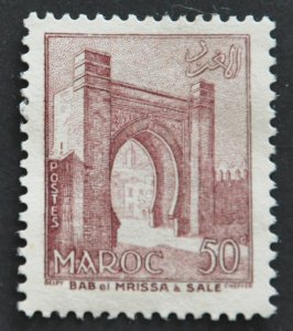 DYNAMITE Stamps: French Morocco Scott #311 – UNUSED