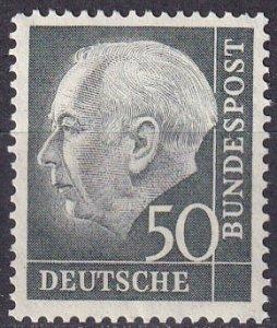 Germany #714 MNH CV $145.00 (Z5487)
