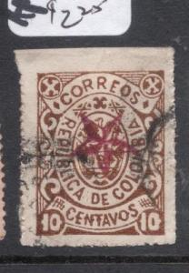 Colombia SC 190 Red Star VFU (10dob)