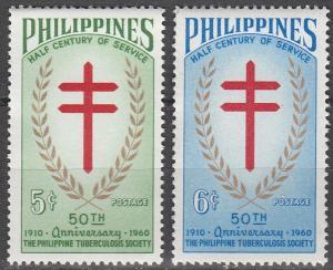 Philippine Islands #819-20   MNH  (K1197)