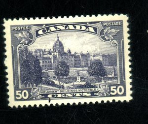 CANADA #226 MINT VF OG LH Cat $27