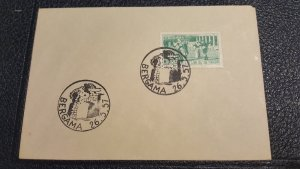 TURKEY FDC, COVER COLLECTION LOT  #12