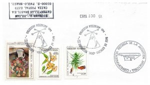 Argentina, Antarctic Cachet and/or Cancel, #131