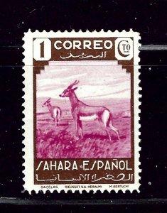 Spanish Sahara 51 MLH 1943 issue