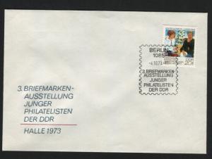Germany DDR B172   FDC