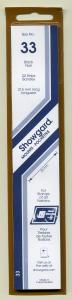 SHOWGARD DARK BACKGROUND MOUNTS 33 / 215 PACKAGE 22 STRIPS