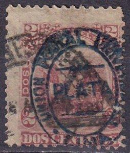 Peru #81 Used CV $7.00  (Z4351)