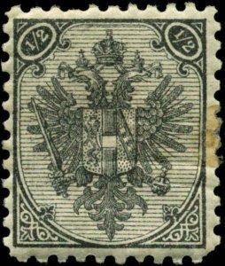 Bosnia and Herzegovina Scott #1 Mint Hinged  Type II