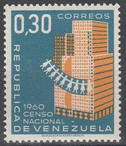 Venezuela #790 MNH   (K293)