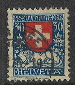 Switzerland Scott B40 Used!