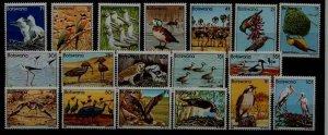 Botswana 303-20 MNH Birds SCV81.05