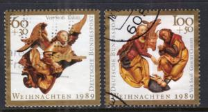 Germany B685-B686 Used VF