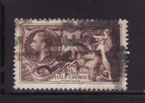 Great Britain 222 U Britannia, King George V (A)