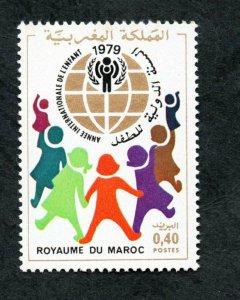 1979 - Morocco - Maroc - 1979 International Year of the Child - UNICEF - MNH**