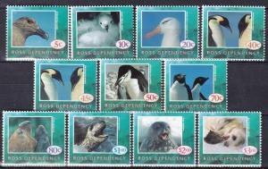 New Zealand #L21-30 MNH CV $14.90 Z94