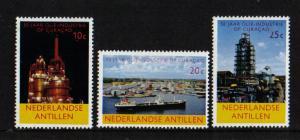 Netherlands Antilles 1965 MNH Oil industry complete