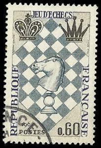 France  - 1154 - Used - SCV-0.45