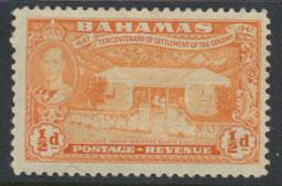 Bahamas SG 178 Sc# 132 MH Tercentenary of Settlement