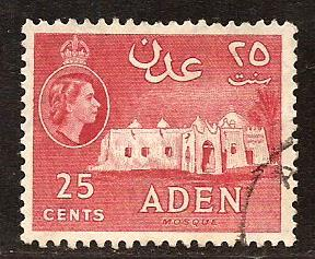 Aden  #  51  used