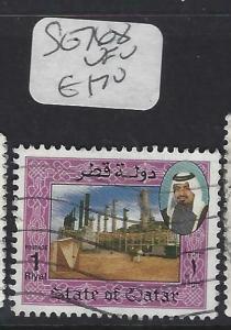 QATAR  (P0304BB)  SHEIKH  SG 768    1R    VFU
