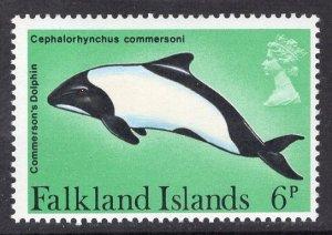 FALKLAND ISLANDS SCOTT 299