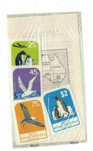 MCR14) Hutt River Province 1977 Birds of Antarctica MUH