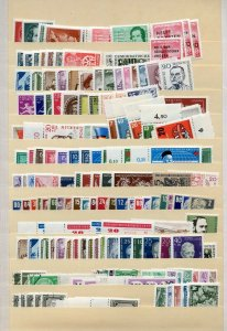 Germany & Area  & DDR One man's collection Mint Never Hinged and Used LOOK