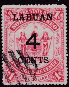 Labuan #58 Used