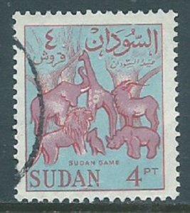 Sudan, Sc #152, 4pi Used