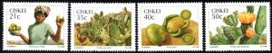 Ciskei - 1990 Prickly Pear Set MNH** SG 173-176