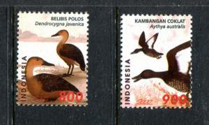 Indonesia 1918-1919, MNH, 2000 Birds,  x31788