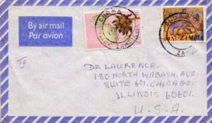 French West Africa, Airmail, Flowers