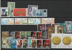 Malta Stamps Ref 27015