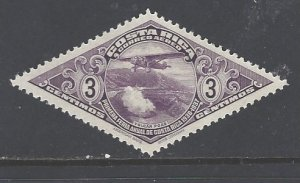 Costa Rica Sc # C30 mint hinged (RS)