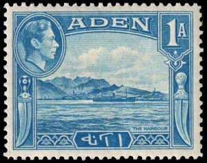 Aden - Scott 18 - Mint-Hinged