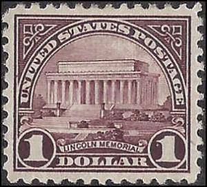 571 Mint,OG,H... SCV $42.50... Violet Black... VF/XF