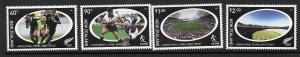 NEW ZEALAND SG2673/6 2004 RUGBY SEVENS MNH