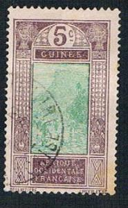 French Guinea 67 Used Ford at Kitim (BP08913)