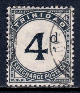 Trinidad - Scott #J5 - Used - SCV $6.00